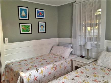 South Chatham Cape Cod vacation rental - Two twins, convert to king