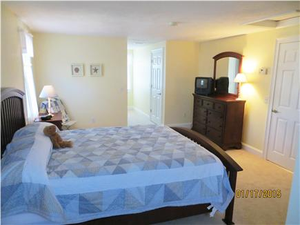 Dennis Cape Cod vacation rental - 2nd floor Queen size Bedroom
