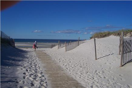 Dennis Cape Cod vacation rental - Just 3/10 mile to the ''best beach on Cape Cod''