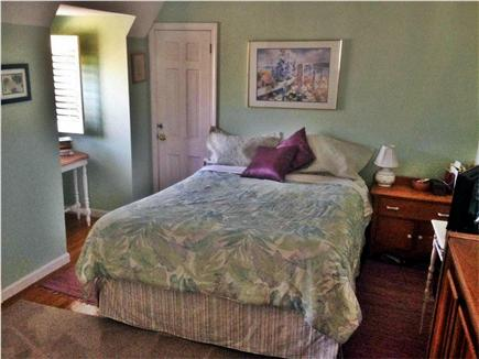 Dennis Cape Cod vacation rental - Second floor master bedroom with attached bathroom