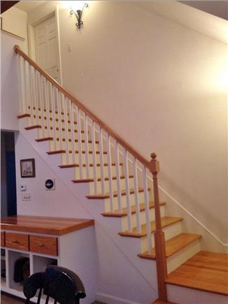 Eastham Cape Cod vacation rental - Stairs to 2nd BR and Loft