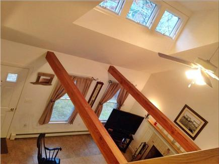 Eastham Cape Cod vacation rental - Above View