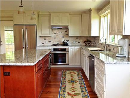Chatham Cape Cod vacation rental - Brand new kitchen with stainless appliances etc.