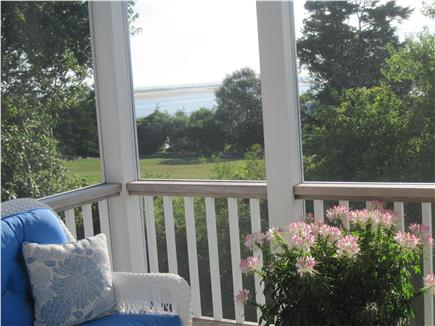 Chatham Cape Cod vacation rental - View from screened porch