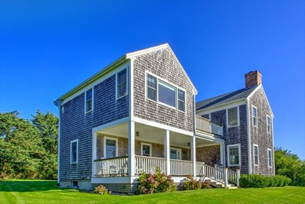 Chatham Cape Cod vacation rental - Great Yard and Porch