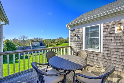 Chatham Cape Cod vacation rental - Quiet Deck