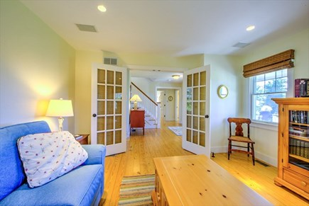 Chatham Cape Cod vacation rental - Study with Doors for Privacy