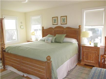 Chatham Cape Cod vacation rental - 1st floor master bedroom with king bed