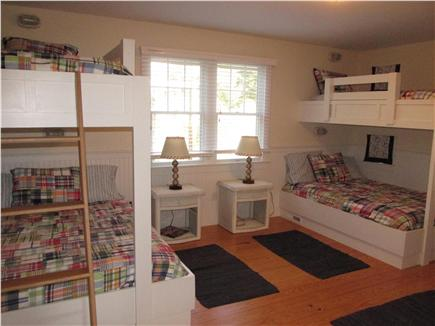 Chatham Cape Cod vacation rental - 1st floor with pyramid beds