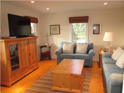 Chatham Cape Cod vacation rental - 1st floor den/tv room