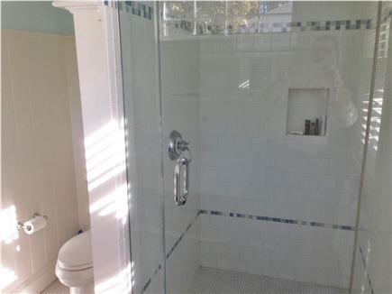 Brewster Cape Cod vacation rental - Master Bath shower