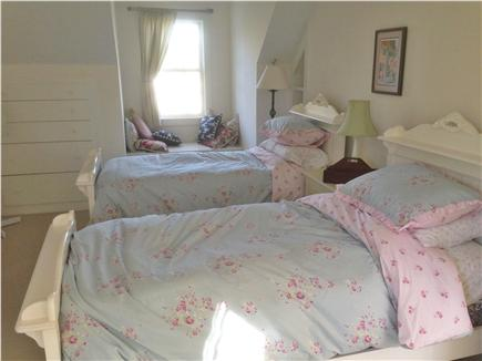 Brewster Cape Cod vacation rental - Twin bedroom with flatscreen tv