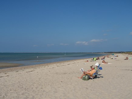 Brewster Cape Cod vacation rental - Crosby Beach Just 1/2 Mile
