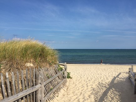 Brewster Cape Cod vacation rental - Crosby Beach at just 1/2 mile from home