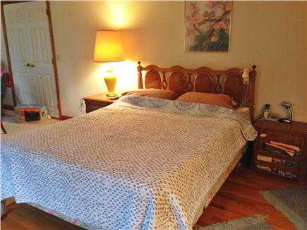 Brewster Cape Cod vacation rental - 1st bedroom on first floor with queen