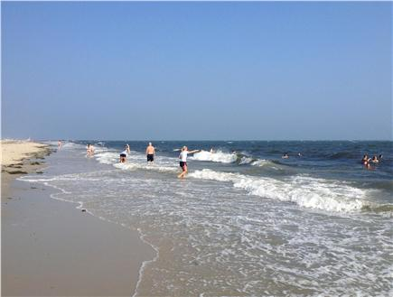 Harwich Port Cape Cod vacation rental - Beautiful Bank Street Beach is just 2/10's mile away