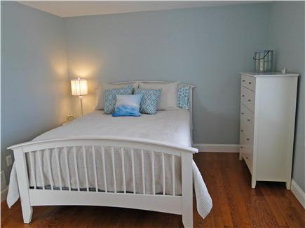 Harwich Port Cape Cod vacation rental - Queen bedroom upstairs