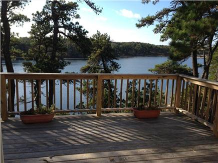 Chatham Cape Cod vacation rental - Another View of Great Deck with Gorgeous Views!