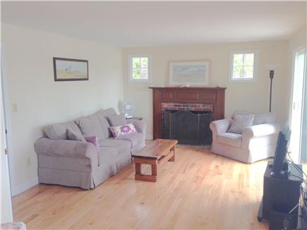 Chatham Cape Cod vacation rental - Living area with pull out sofa and views!
