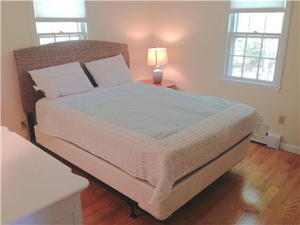 Chatham Cape Cod vacation rental - Main Level Bedroom with new Queen Bed