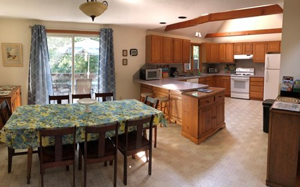 Eastham Cape Cod vacation rental - Kitchen/Dining Room