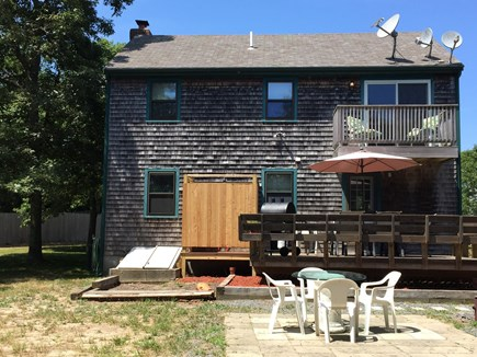 Harwich  Cape Cod vacation rental - Back