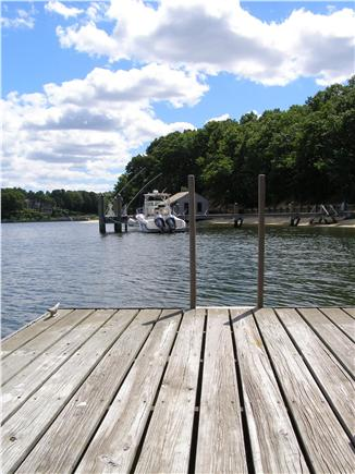 Cotuit Cotuit vacation rental - Cowyard Bay from the dock