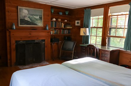 Cotuit Cotuit vacation rental - Separate bedroom connected to the main house by a breezeway