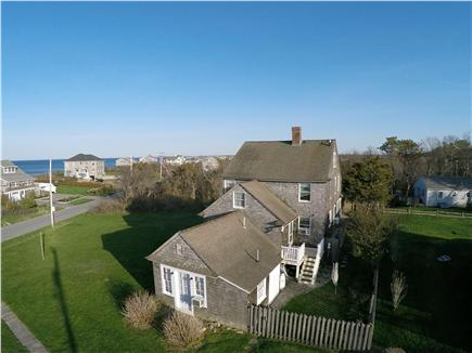 Bourne, Sagamore Beach Cape Cod vacation rental - Vintage style beach house across the street from Sagamore Beach.