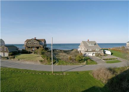 Bourne, Sagamore Beach Cape Cod vacation rental - Oceanviews from many rooms.