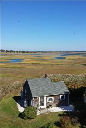Sandwich Cape Cod vacation rental - Guest cottage offers a private retreat.