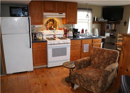 Sandwich Cape Cod vacation rental - Full Kitchen in guest cottage.