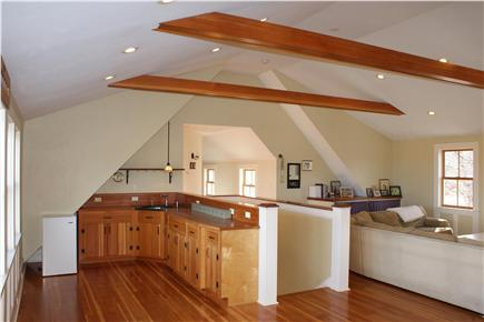 Sandwich Cape Cod vacation rental - Fabulous Family Room in main house.