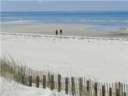 Dennis Cape Cod vacation rental - Gorgeous Mayflower beach with soft sand