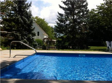Dennis Cape Cod vacation rental - Heated pool