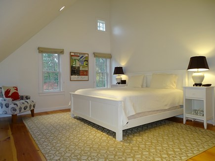 Dennis Cape Cod vacation rental - King bed in Master – much space and light