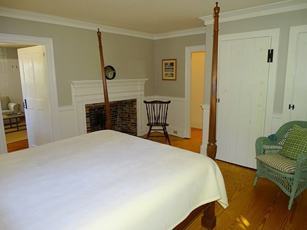Dennis Cape Cod vacation rental - Lovely 4 poster queen bed, on first floor