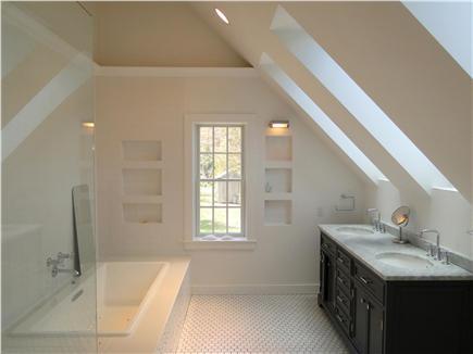 Dennis Cape Cod vacation rental - Unique and modern master bathroom