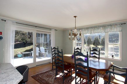 Chatham Cape Cod vacation rental - Dining room - with seating for 8!