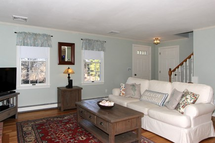Chatham Cape Cod vacation rental - Living room with comfortable seating and large screen TV