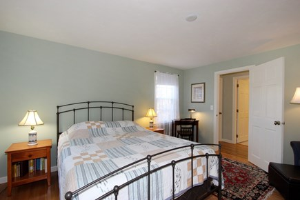 Chatham Cape Cod vacation rental - Master first floor bedroom.