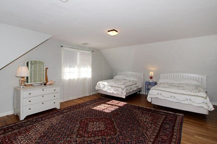 Chatham Cape Cod vacation rental - Two full sized beds in large upstairs bedroom