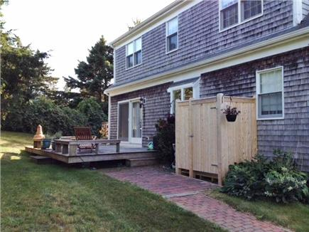 Chatham Cape Cod vacation rental - Brand new outdoor shower!