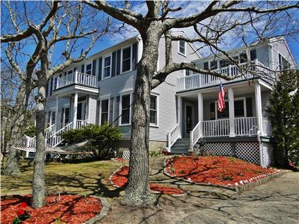 Yarmouth Cape Cod vacation rental - Large home with two porches & two decks, water views