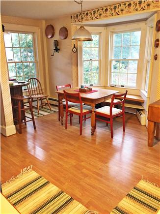 Harwich Cape Cod vacation rental - Kitchen Nook - Bright and cheery