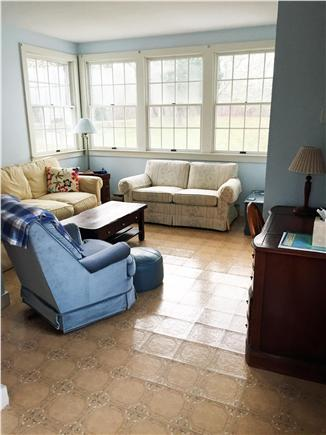 Harwich Cape Cod vacation rental - Sunshiny Sunroom