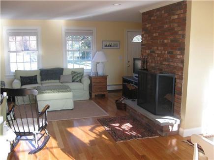 Barnstable Cape Cod vacation rental - Living room
