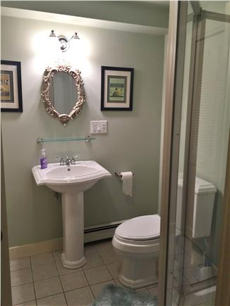 Brewster Cape Cod vacation rental - Basement full bathroom