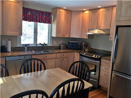 Brewster Cape Cod vacation rental - New kitchen