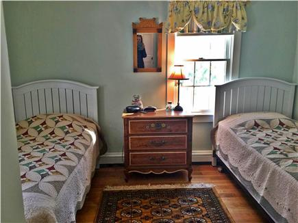 Brewster Cape Cod vacation rental - First floor  bedroom